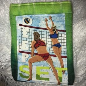 Handbags - Volleyball Pouch/ Bag